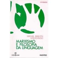 Capa Marxismo e Filosofia da Linguagem